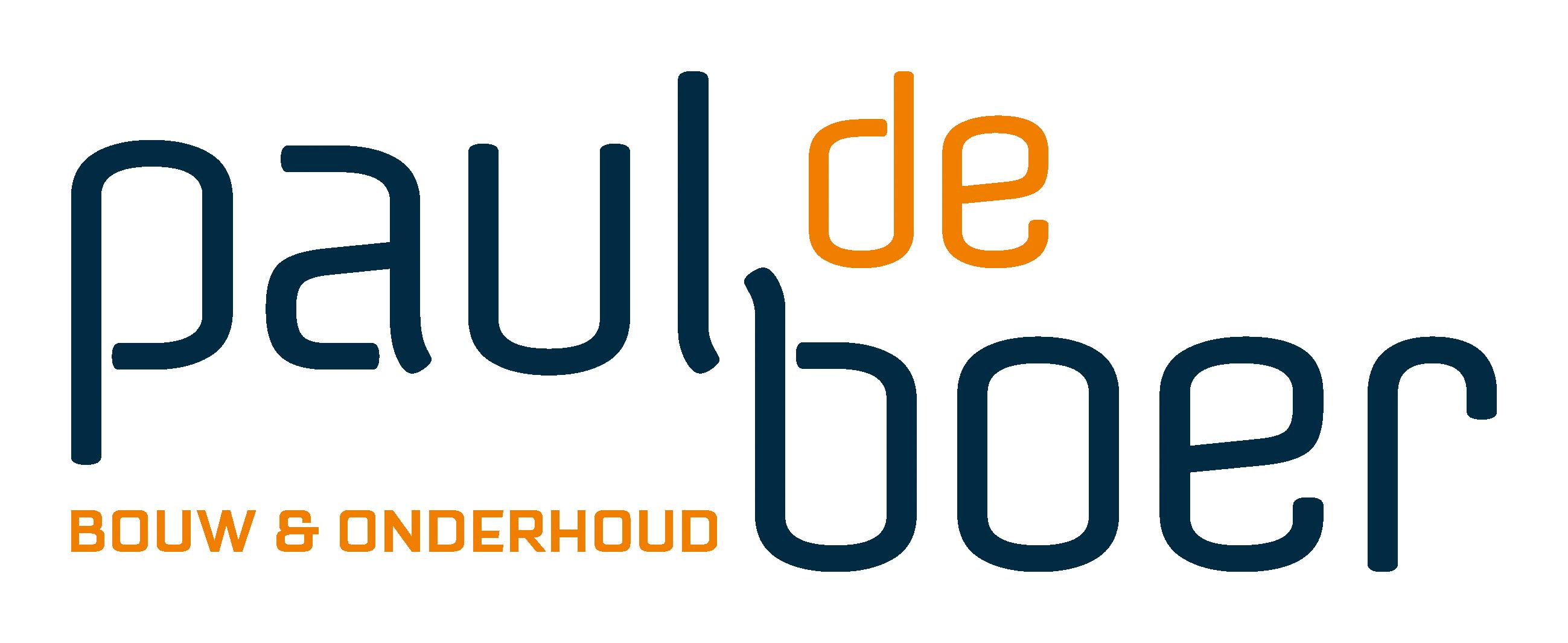 Paul de Boer Bouw en Onderhoud